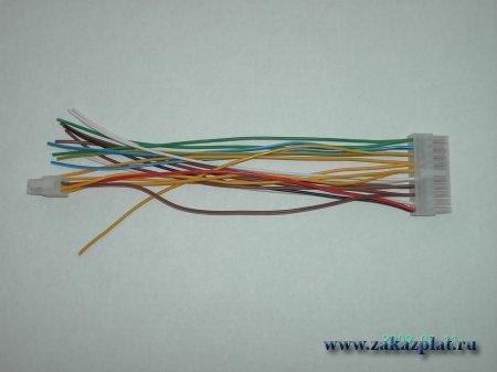 Изготовление кабельной продукции.
